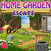 Casa e giardino fuga gioco