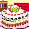 Házi sütemény készítő játék