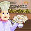 Cómo hacer sopa de maíz juego