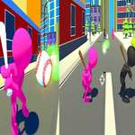 Homer City Game 3D spel