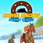 Horse Racing Derby Quest game