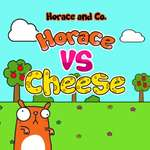 Horace and Cheese game