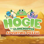 Hogie The Globehoppper Adventure Puzzle jeu