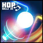 Hop Ballz 3D spel