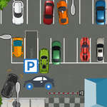 HTML5 Parking Car game