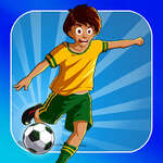 Hyper Soccer Shoot Training game