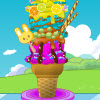 Ice Cream Maker DIY juego