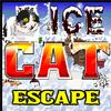 Juego de Escape de gato de hielo