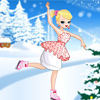 Princesse de patinage de glace jeu