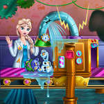 Ice Queen Toys Factory game
