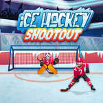 Ice Hockey Shootout game