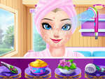 Ice Princess Holiday Spa Relax game