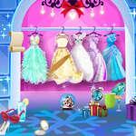 Buz Prenses Gizli Nesneler oyunu