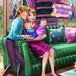 Journée de la famille Ice Princess jeu