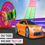 Impossible Tracks Car Stunts Jeu jeu
