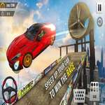 Impossible City Car Stunt Car Racing 2020 spel