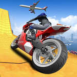 Impossible Moto Bike Track Stunts game