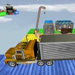игра Невозможное вождение грузовика