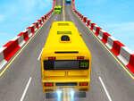 Невъзможна автобус каскадьор 3D игра