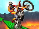 İmkansız Bisiklet Yarışı 3D oyunu