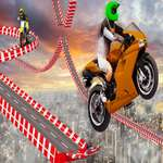 Impossible Bike Track Adventure 2k20 game
