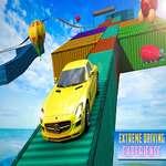 Imposible Stunt Car Tracks Juego 3D