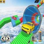 İmkansız Araba Sürüş 3D Ücretsiz Stunt Oyunu