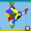 India GeoQuest game