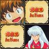 Inuyasha-memória játék