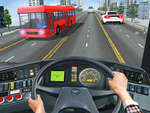 Intercity Bus Driver 3D game