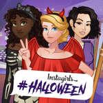 Instagirls Halloween öltöztetős játék