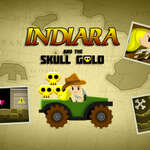 Indiara and the skull gold game