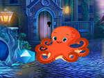 Onschuldige Octopus Escape spel