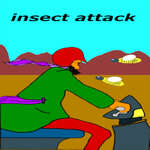 Инсект атака игра