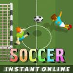 Instant Online Soccer game