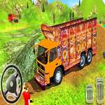 Indian Cargo Truck Transporter Spiel