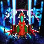 безкрайност война галактика пространство стрелецът игра 2D