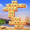 Titkos sziget Mahjong játék