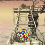 Sziget túlélés 3D játék