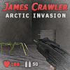 James Crawler - Invasion Arctique jeu