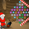 Jewel Mining Christmas game