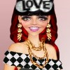 Jesy The English Singer Dressup game
