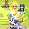 Jennifer Rose Cat Grooming juego
