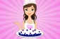Jennys Delicious Recipes Blue Velvet Cake game