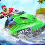 Jet Ski Racing Games Jetski Shooting Boat Games jeu