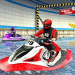 Jet Sky Water Boat Racing Joc