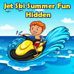 Jet Ski Summer Fun Hidden oyunu