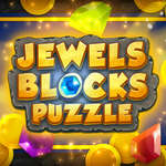 Jewels Blocks Puzzle game
