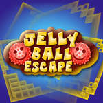Jelly Ball Escape game