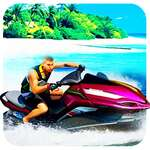 Jet Ski Boat Champion Ship Race Xtreme Boat Racing Spiel
